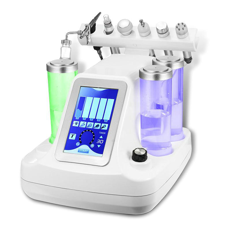 ProFacial™ 6 in 1 Aqua Facial Machine Oxygen Jet Peel Machine