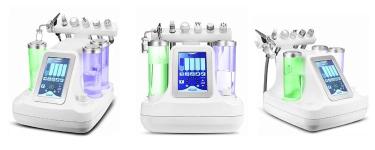 ProFacial Aqua Facial Machine Oxygen Jet Peel Machine Banner