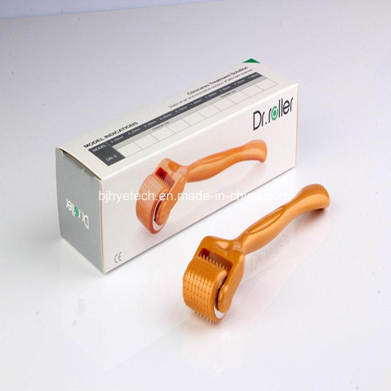 Professional 540needles Derma Roller Microneedle Rolling ...