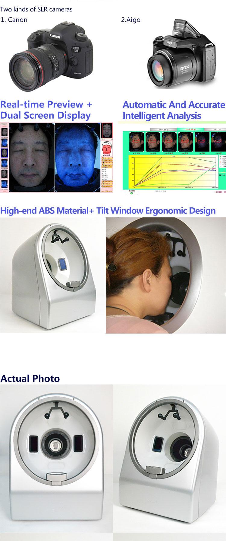 Skin Analysis Machine Description 4