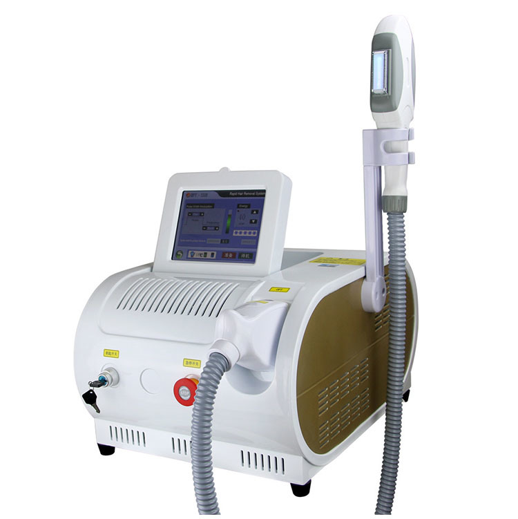 Ipl Opt E-light 3 In 1 System Hair Removal Machine
