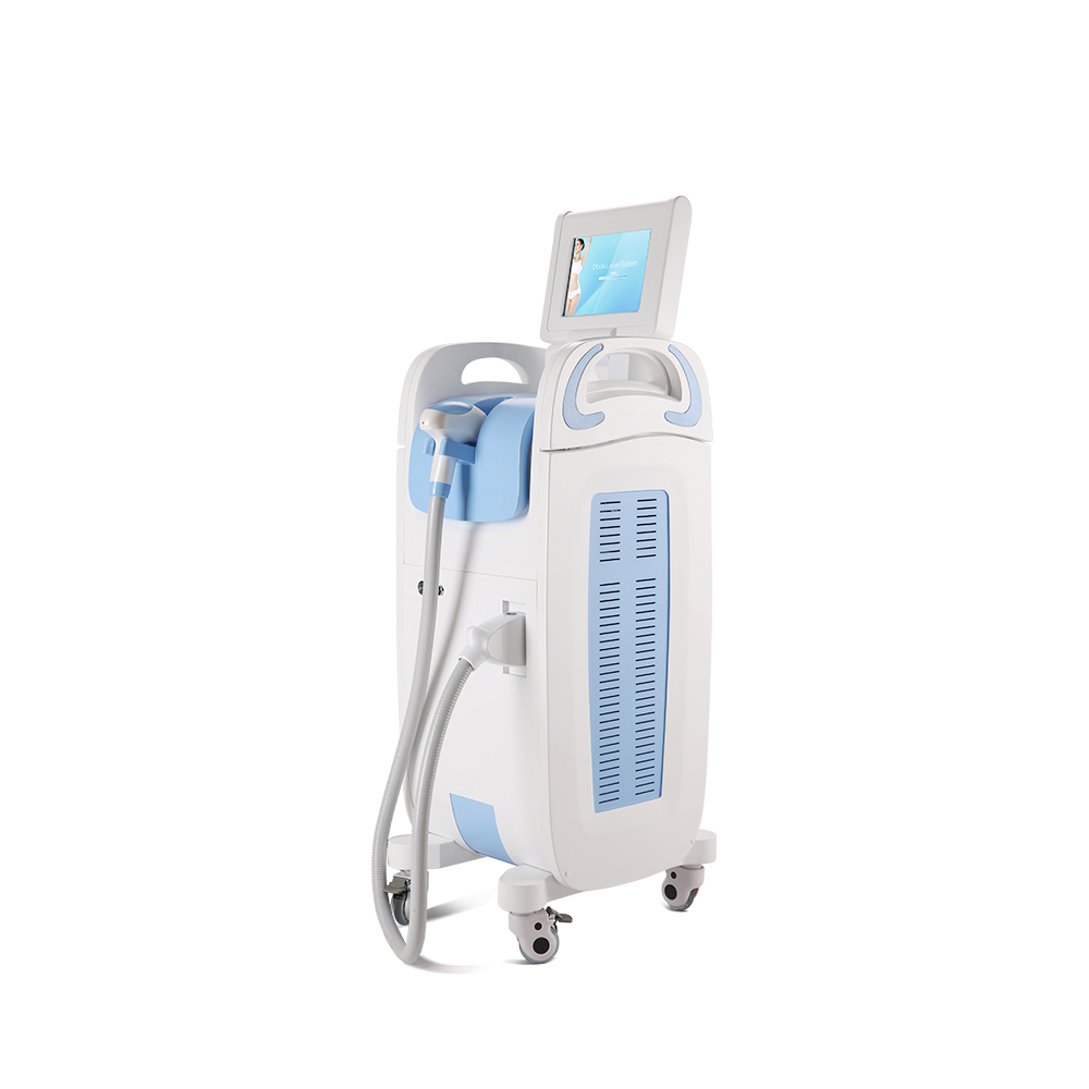 DioLaser™ Ice Painless 808nm Diode Laser Hair Removal Machine