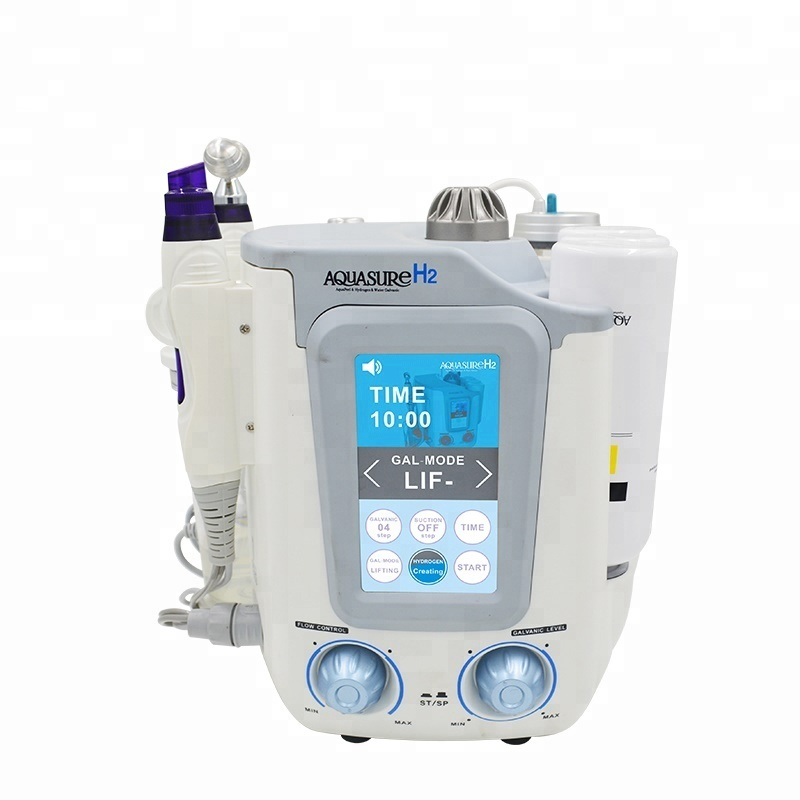 2018 Aquasure H2 Machine with Aqua Peel Hydrogen Water Galvanic