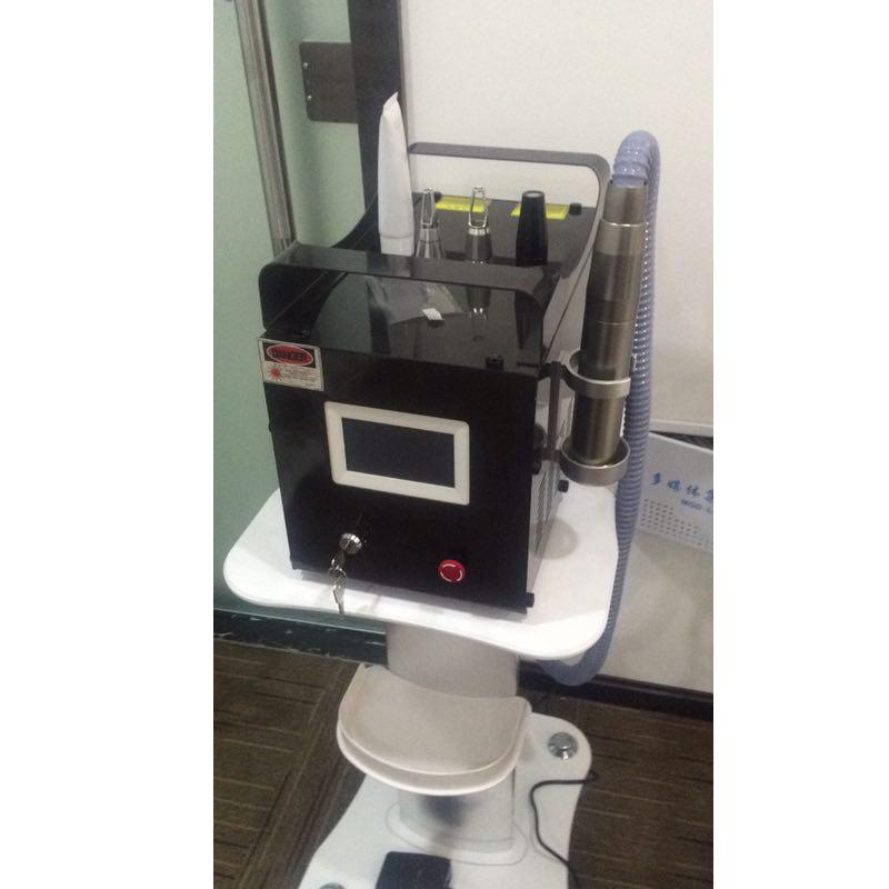 DeTattoo Lite Portable Q Switched Nd Yag Tattoo Removal Machine