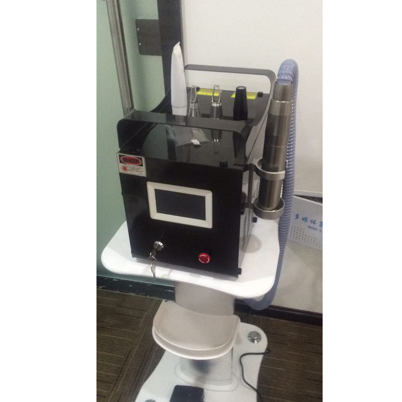Detattoo Lite™ Portable Q Switched Nd Yag Laser Tattoo Removal Machine